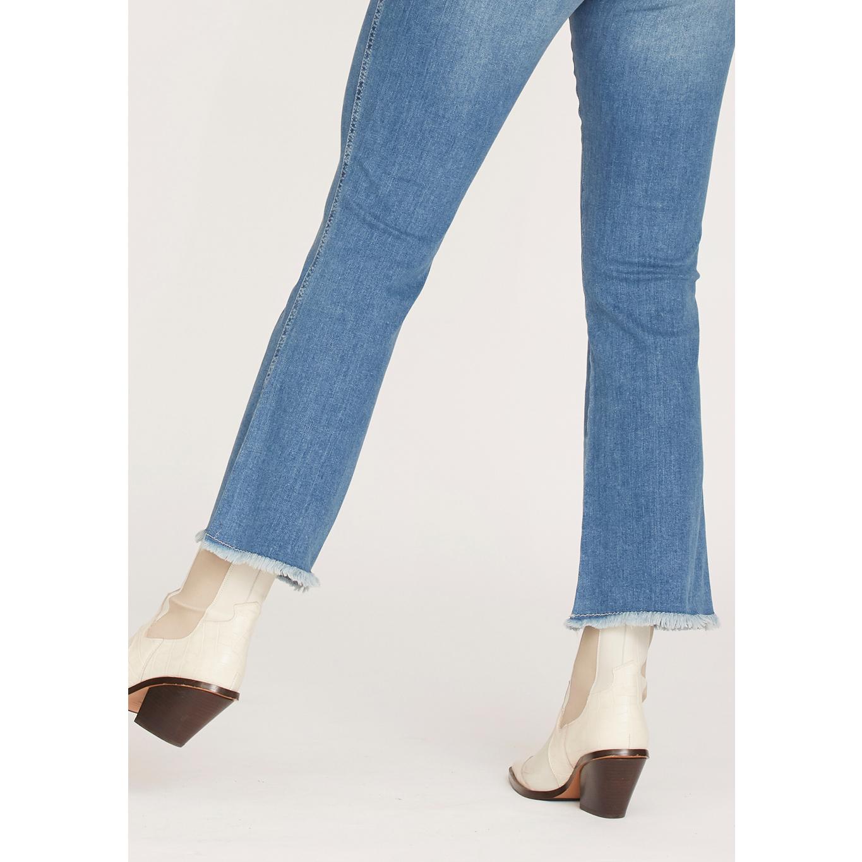 Como Flare Jeans Blue Wash