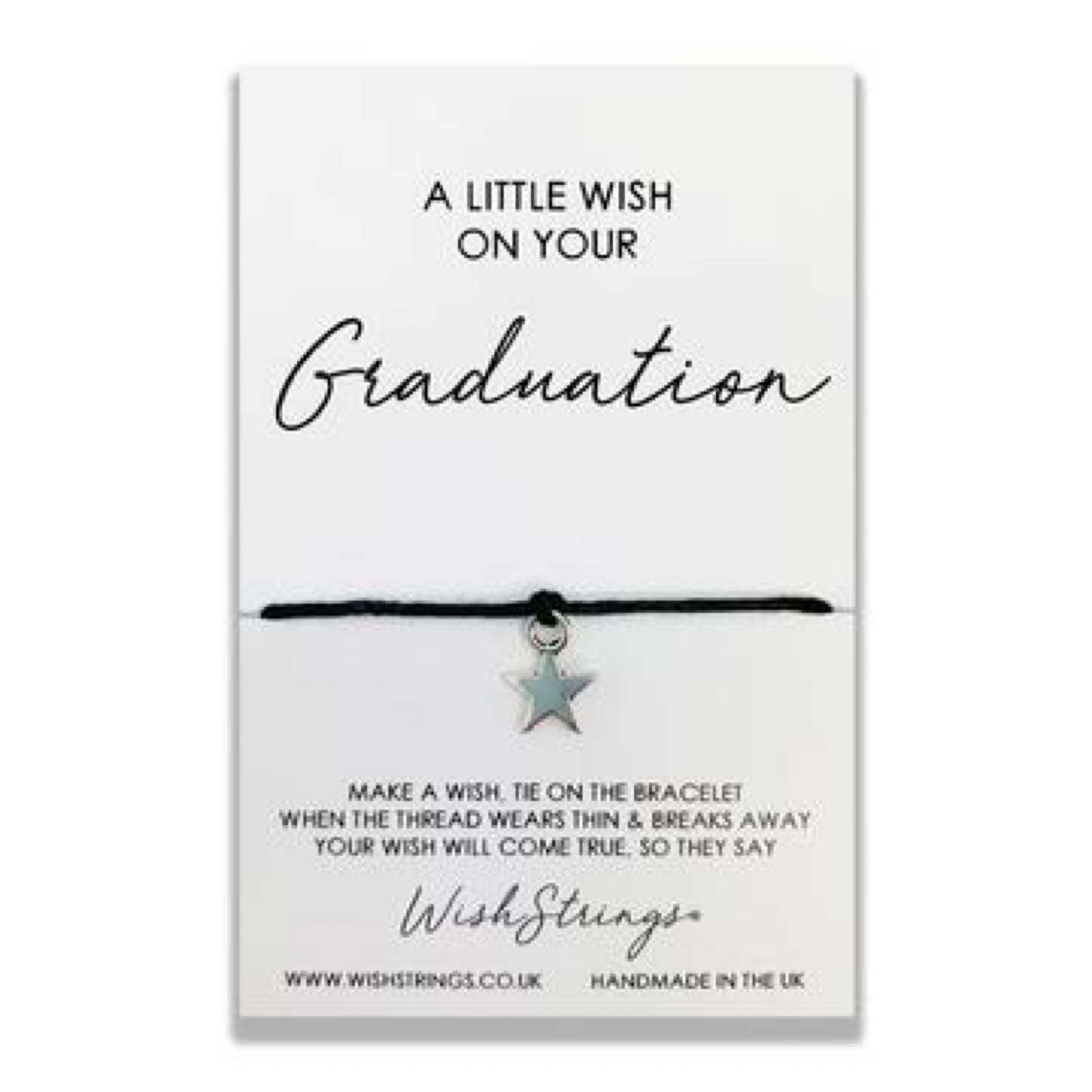 *Sale* Graduation Wish String