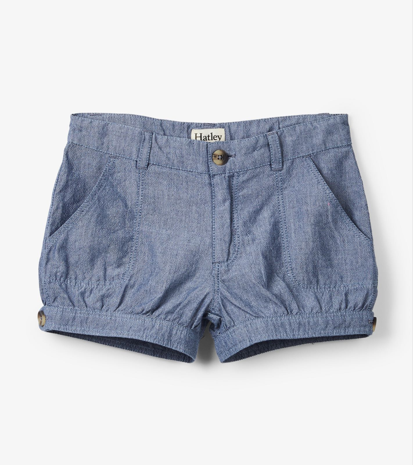 Hatley Chambray Bloomer Shorts