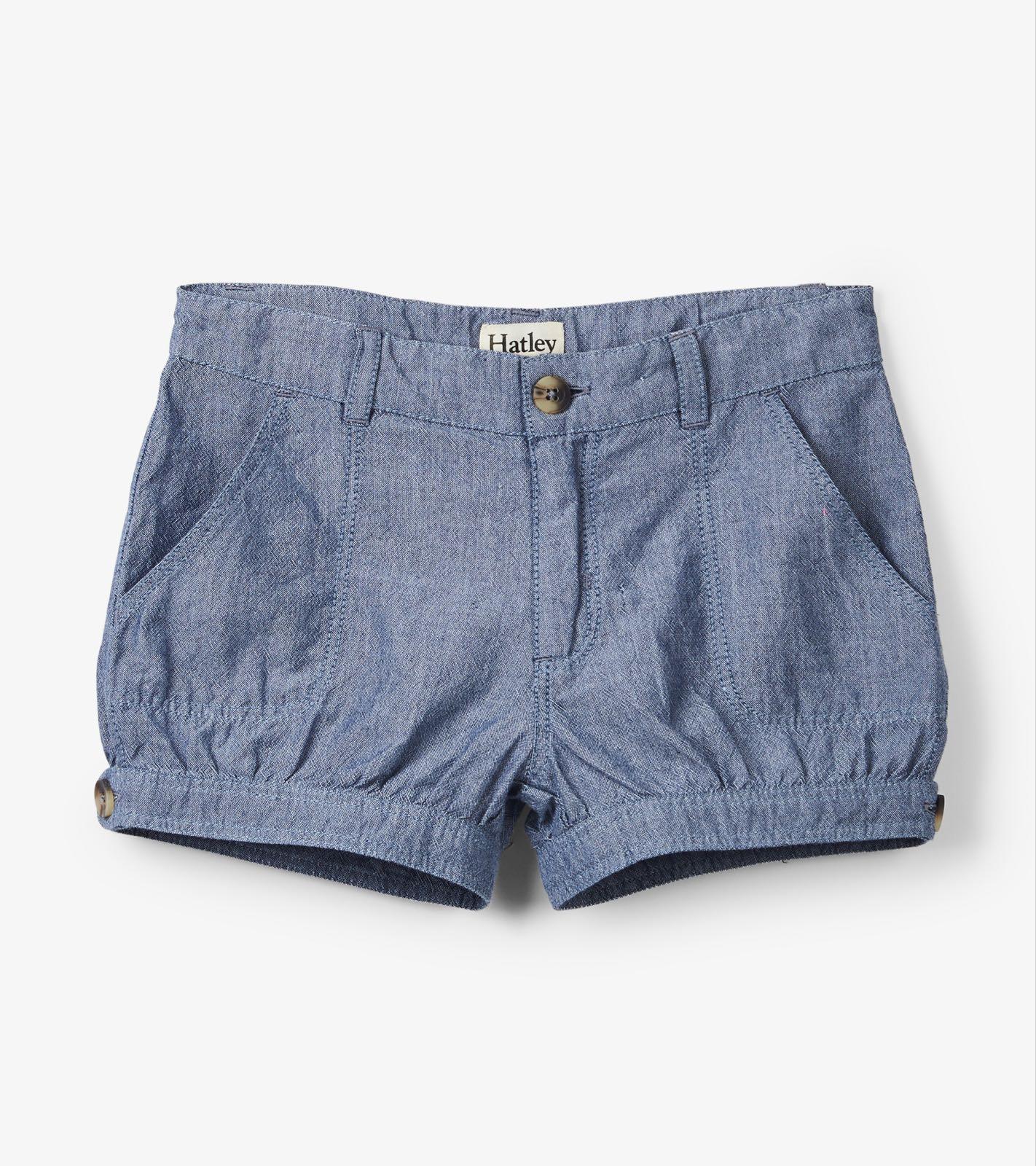 Hatley Chambray Bloomer Shorts