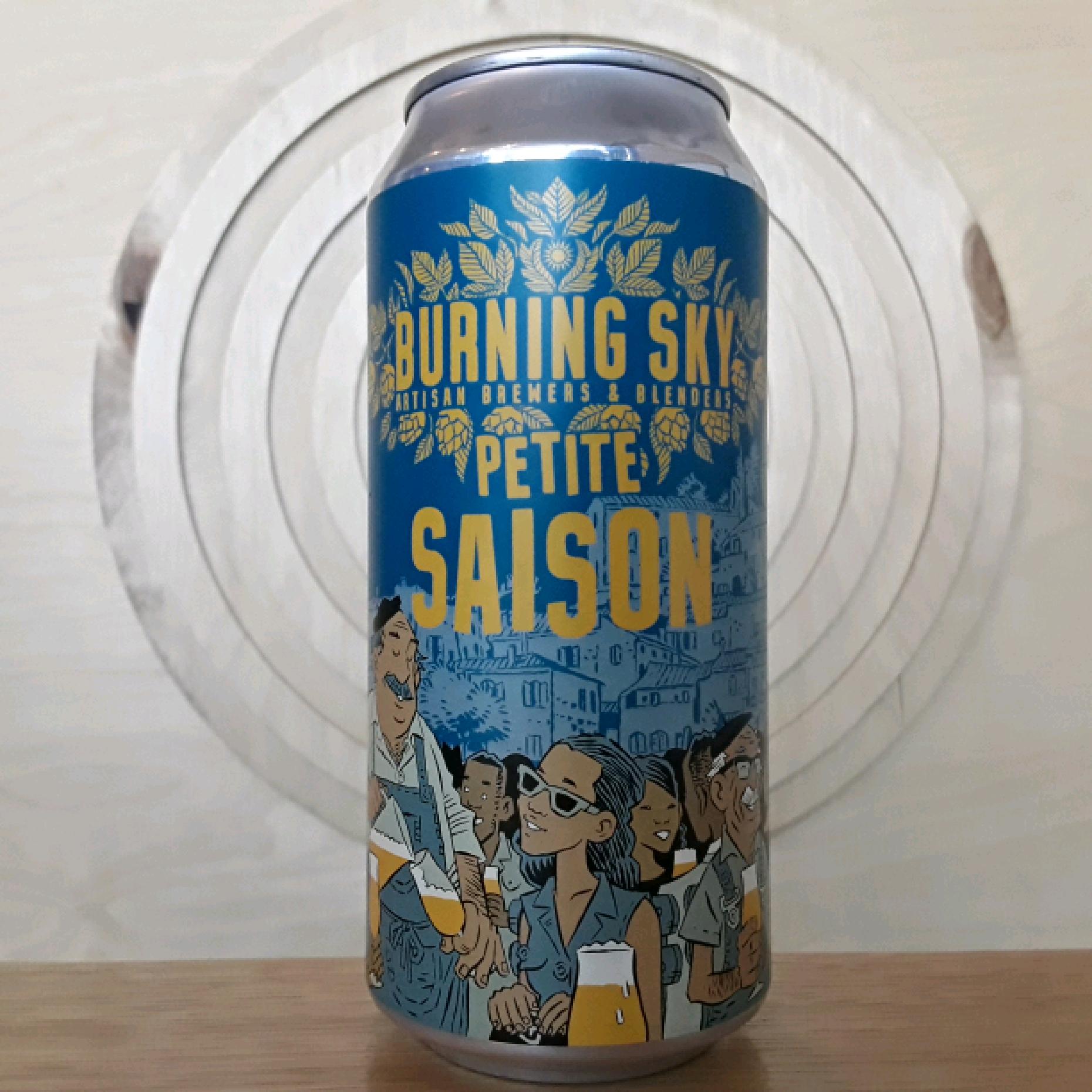 Burning Sky | Petite Saison | Saison