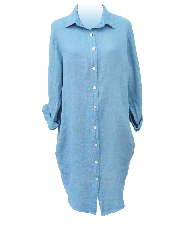 Sininen paitapusero