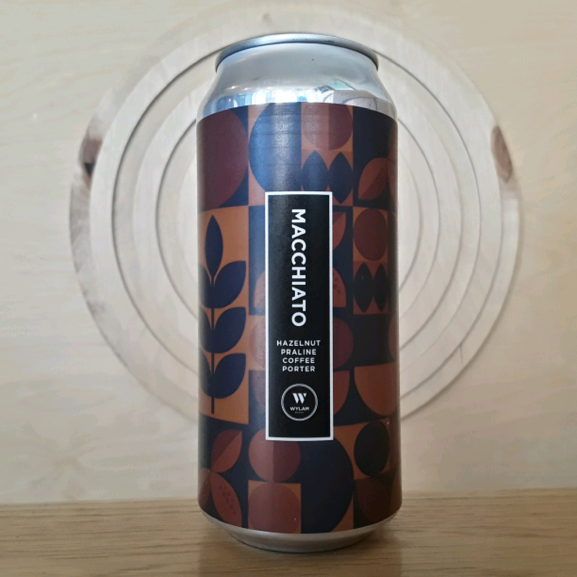 Wylam | Macchiato | Hazelnut Praline Coffee Porter