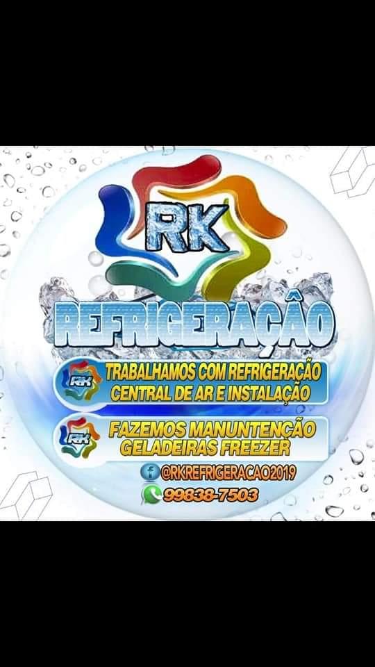 RK REFRIGERAÇÃO.
