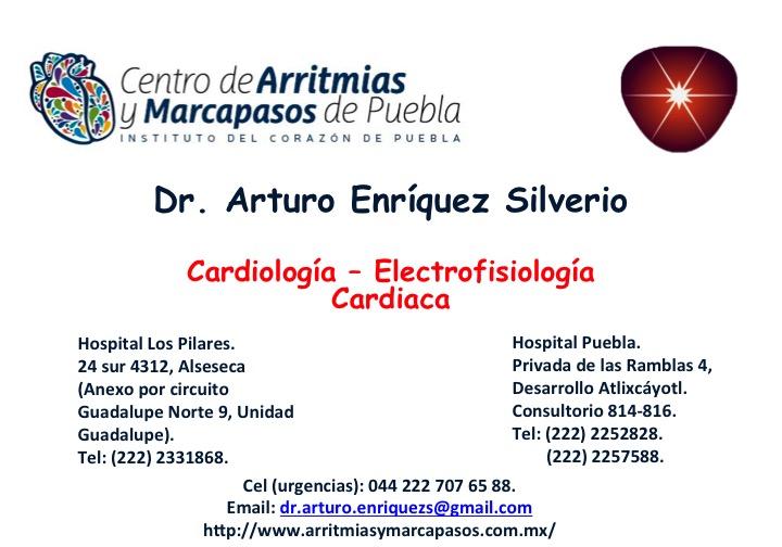 DR. ARTURO ENRIQUEZ SILVERIO