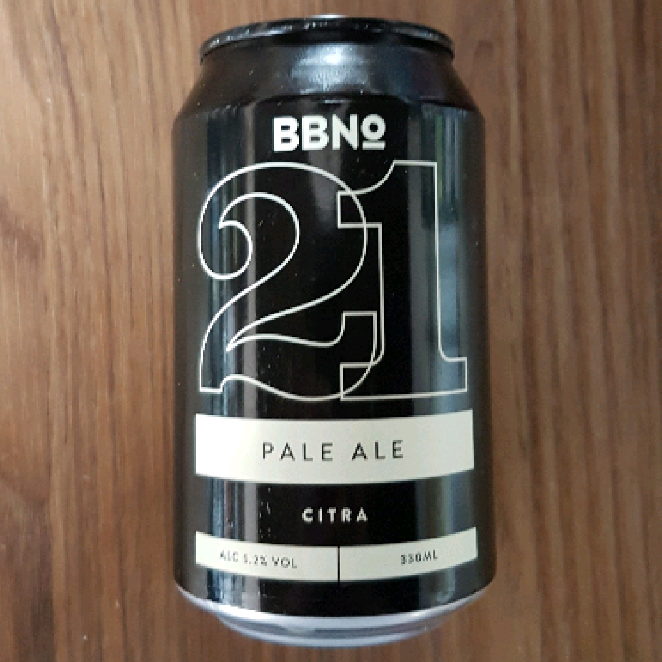 Brew by numbers 21 Citra Pale Ale