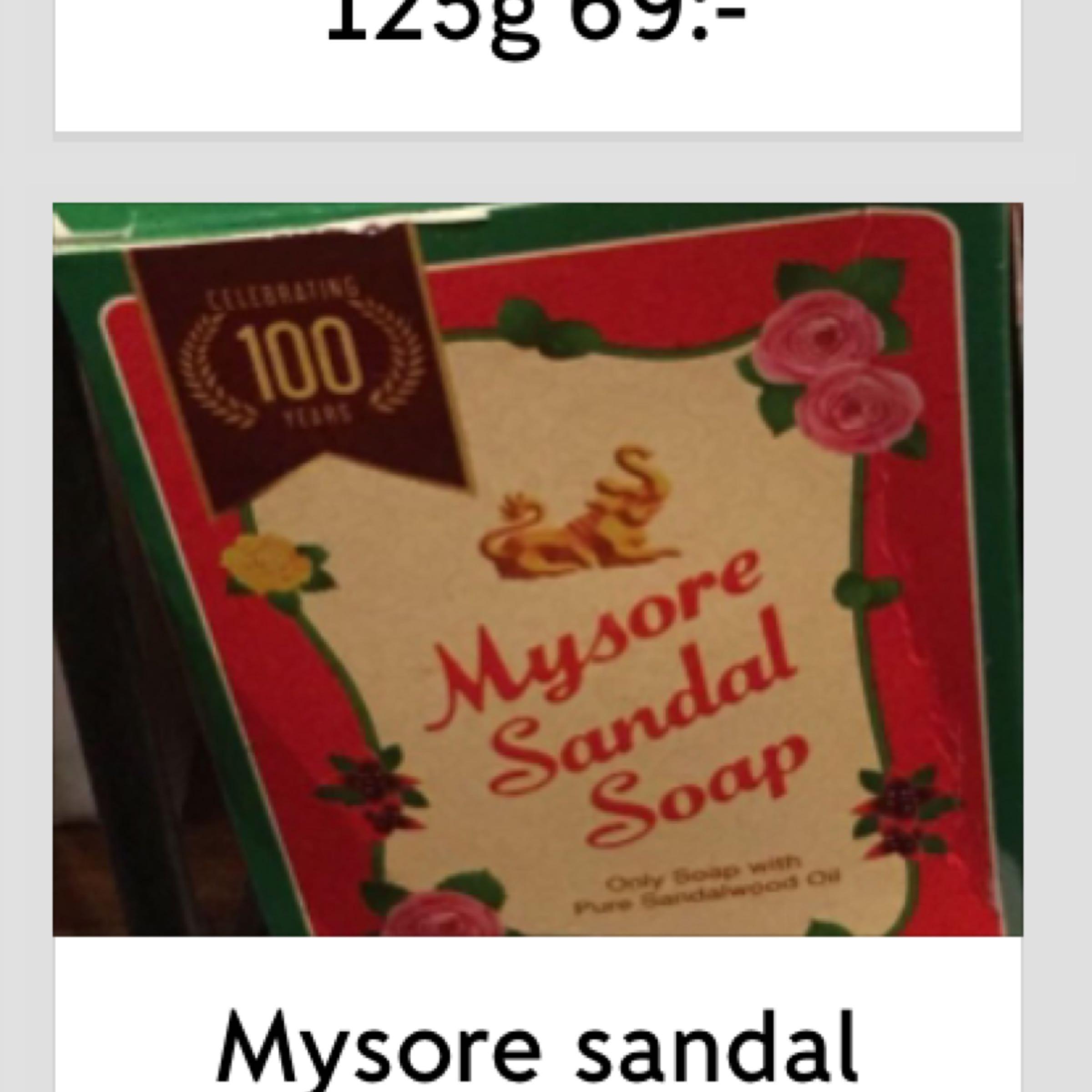 Mysore sandal 46:-