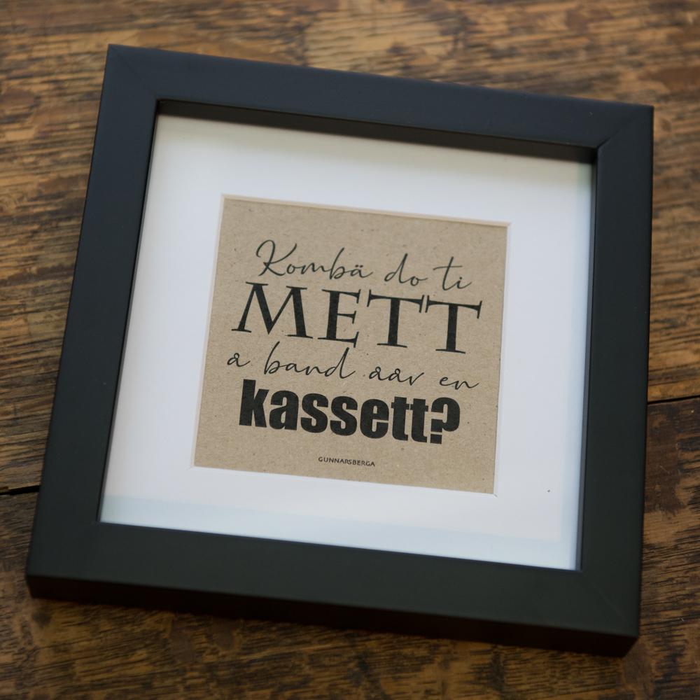 Minsting - KASSETT