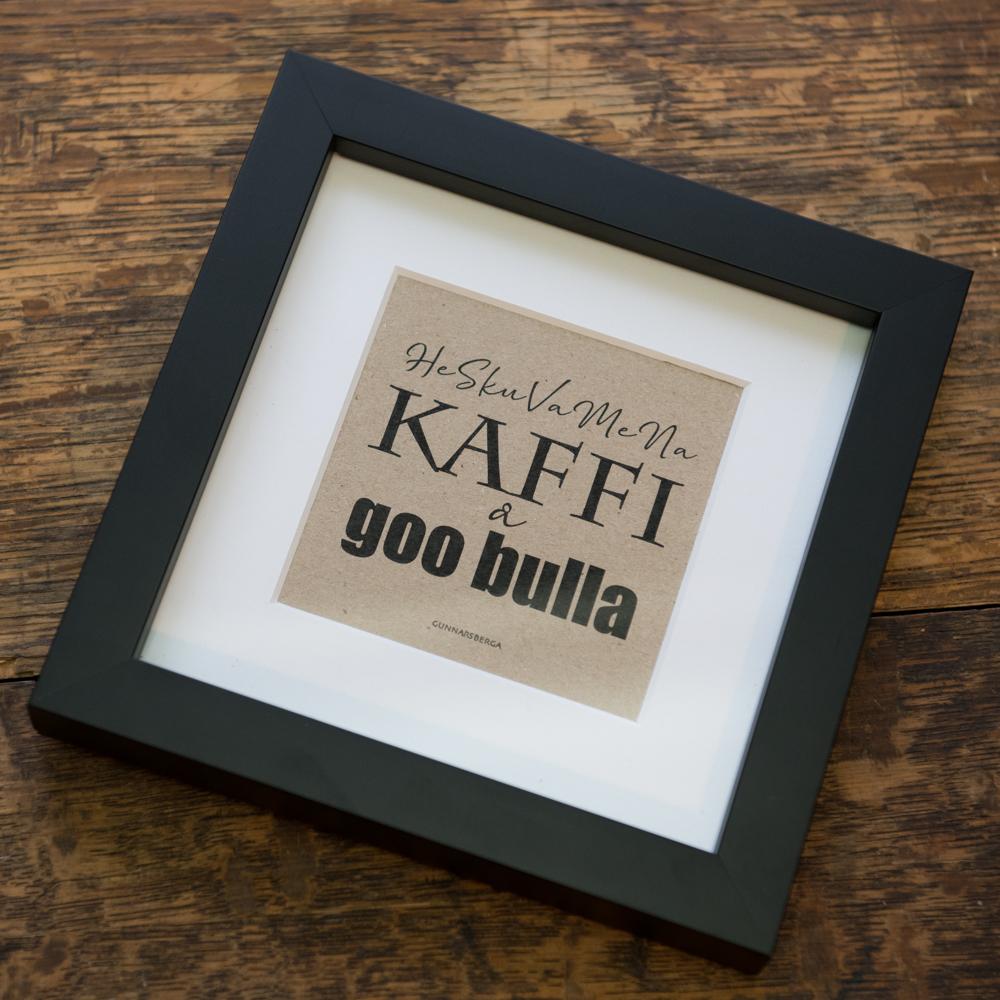 Minsting - KAFFI