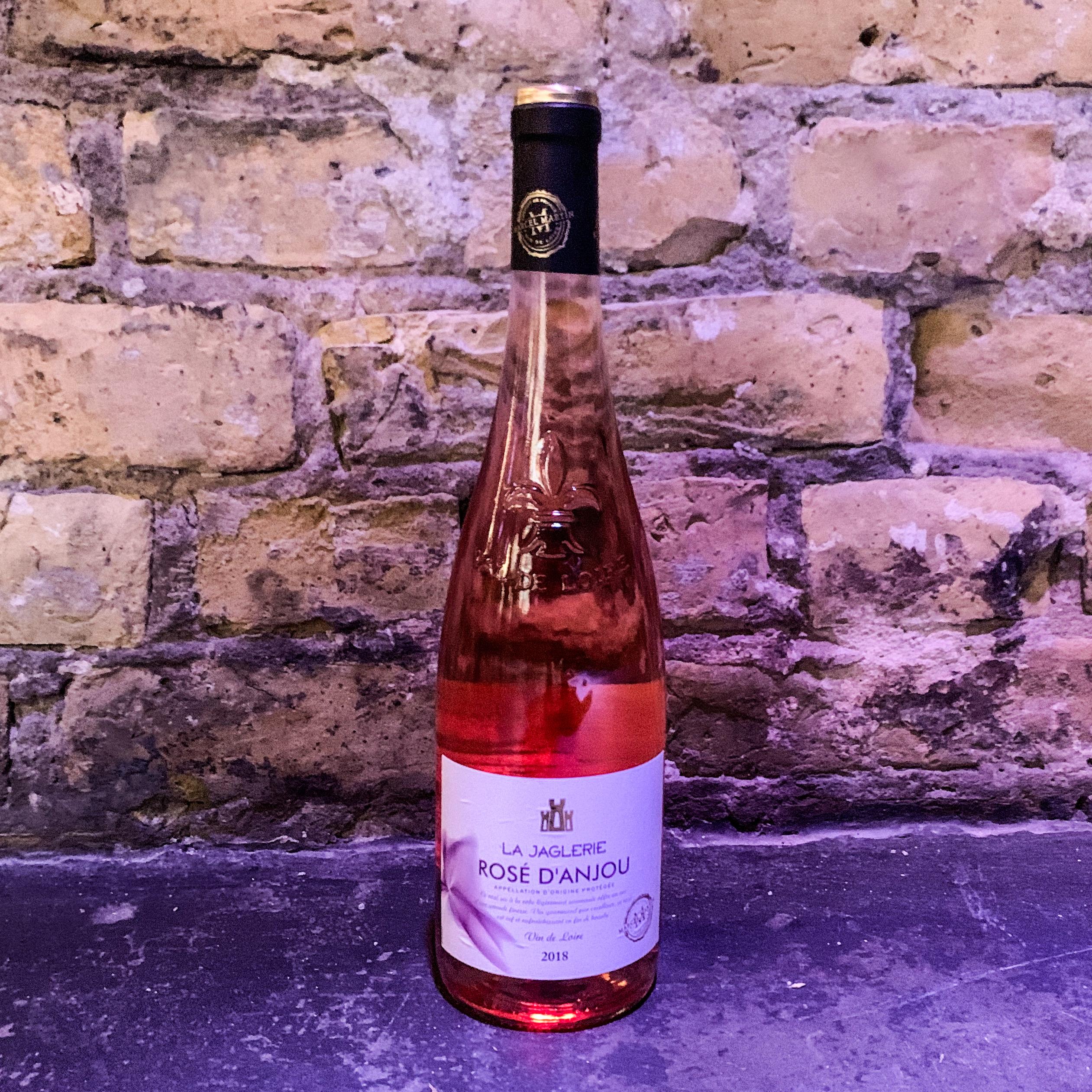0,1 Glas Rosé de Anjou La Jaglerie