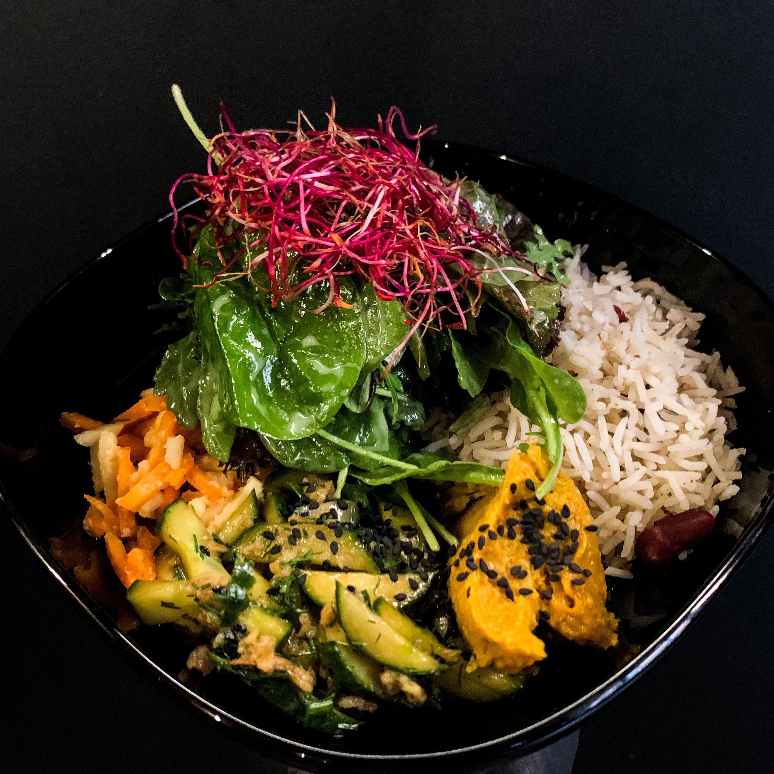 All Time Favorites Bowl - vegan