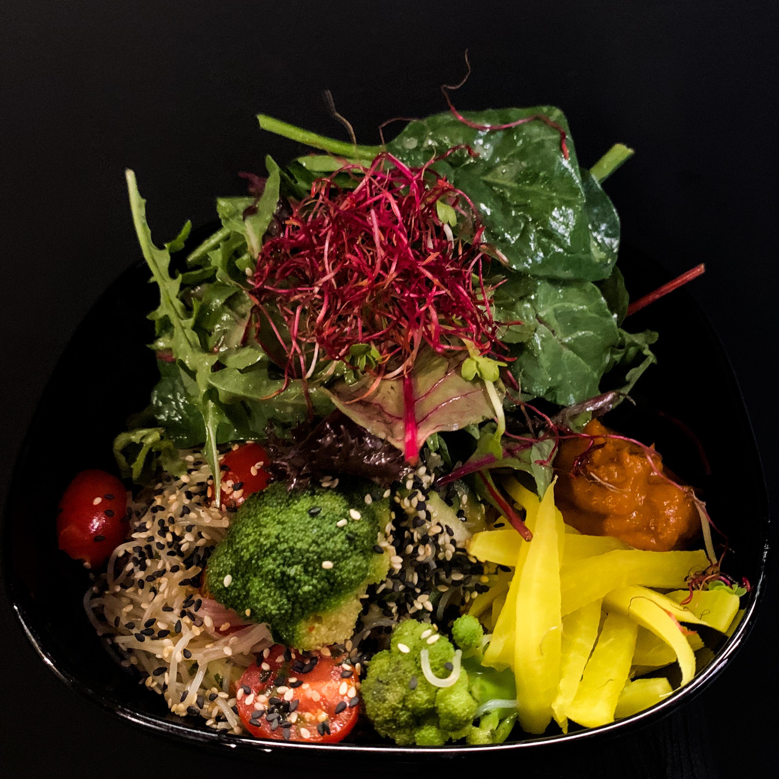 Asian Lover Bowl - vegan