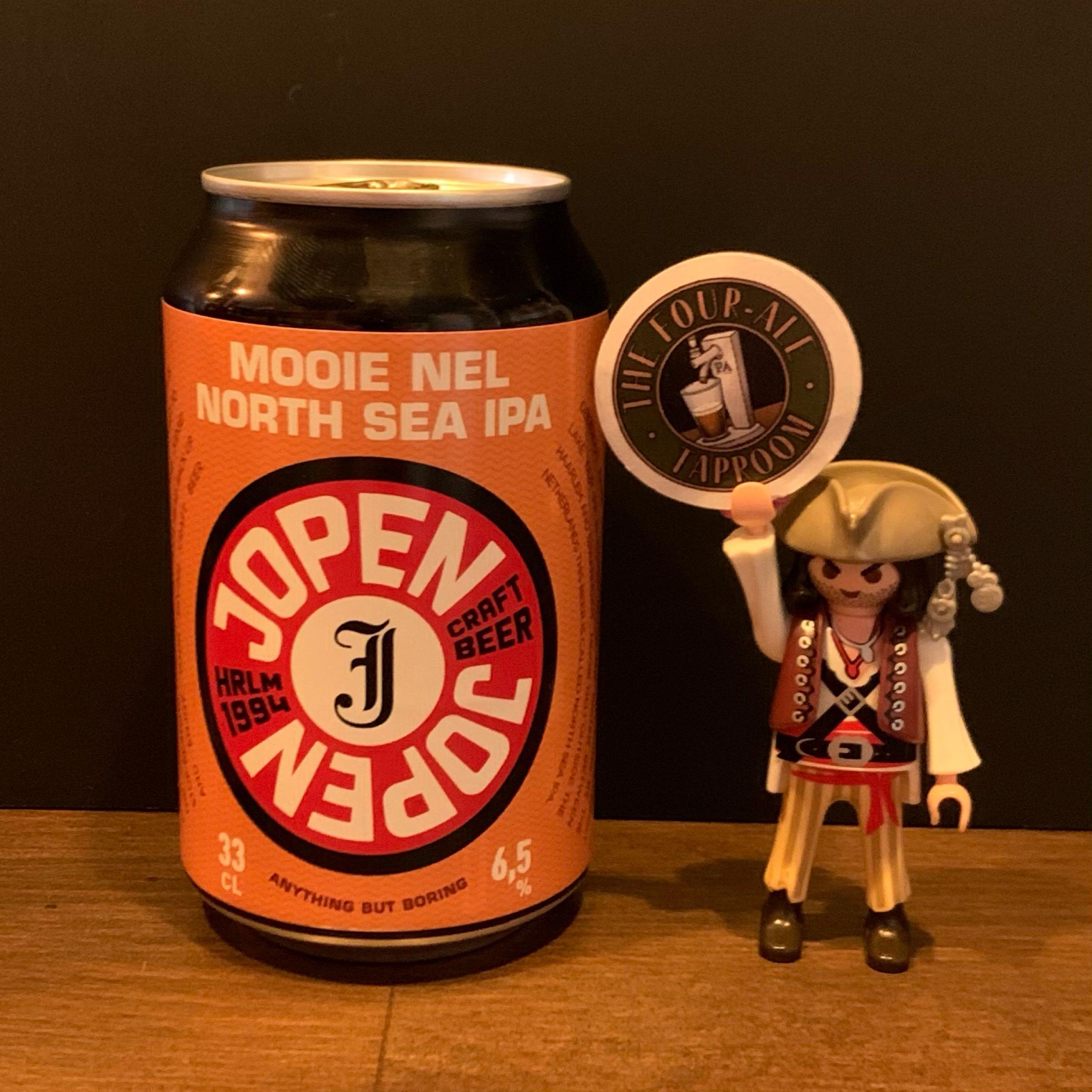 Jopen - Mooie Nel IPA / Northsea IPA - IPA - 6.5%