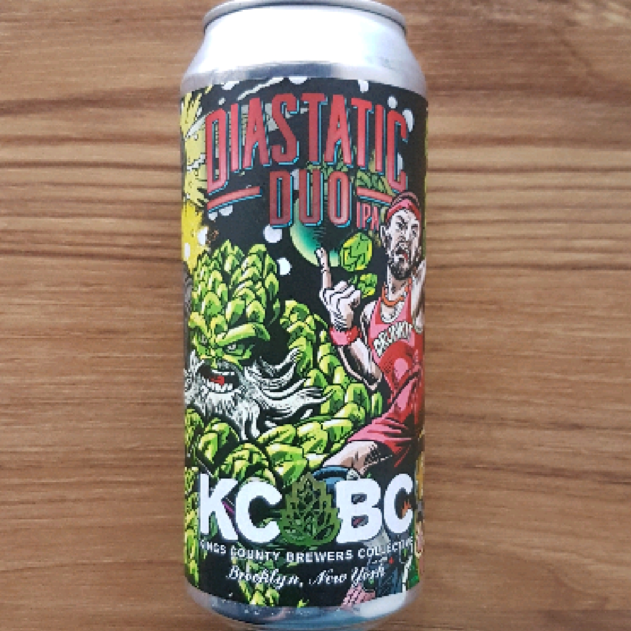 KCBC Diastatic Duo