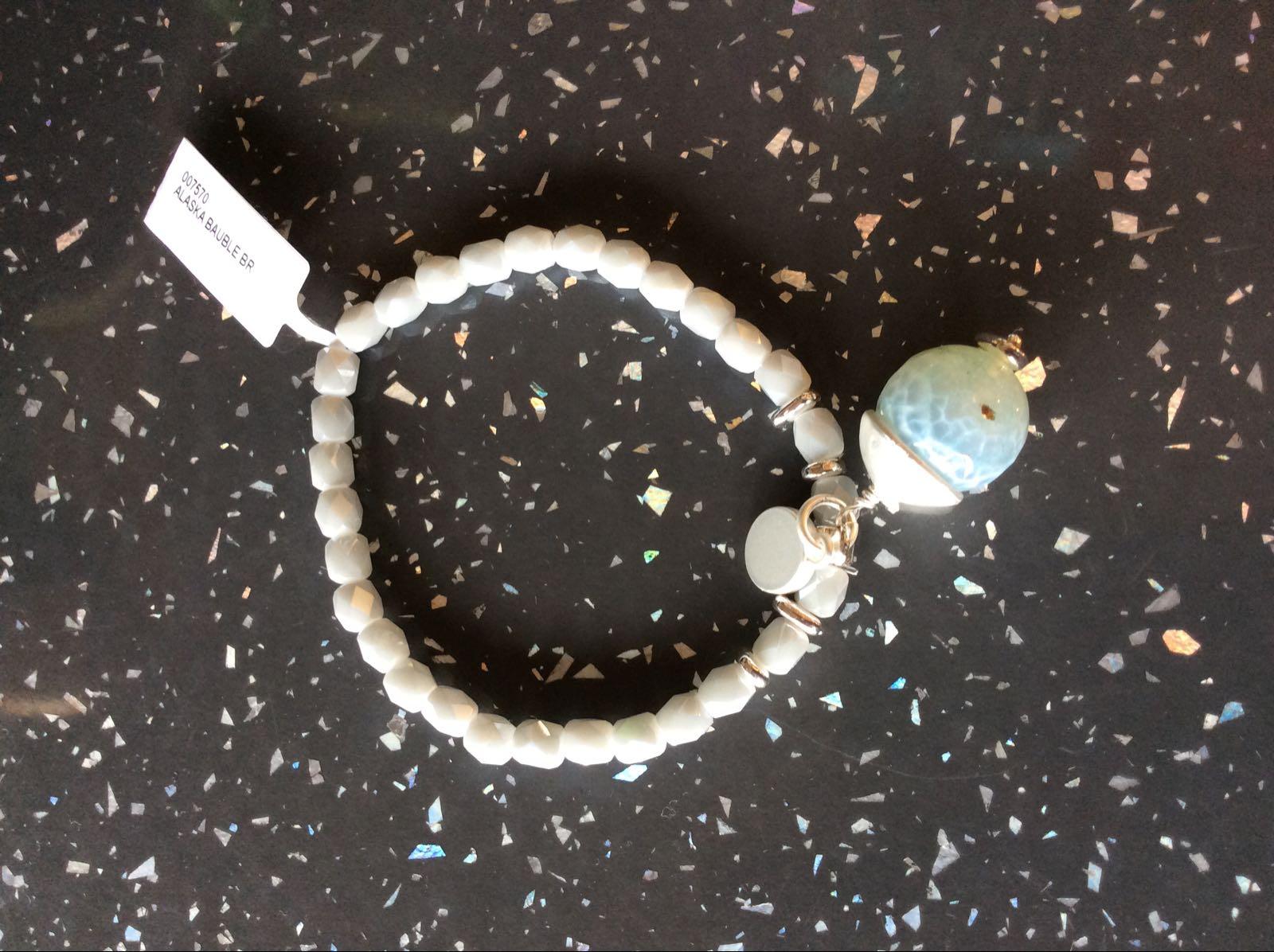 Alaska Bauble bracelet