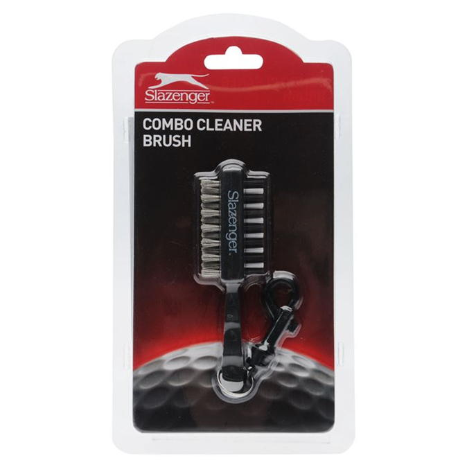 Slazenger combo cleaner brush