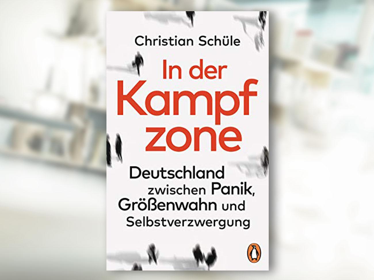 Christian Schüle, In der Kampfzone