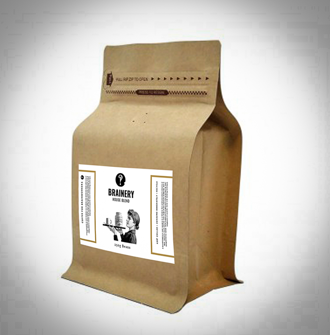 Brainery House Blend Coffee