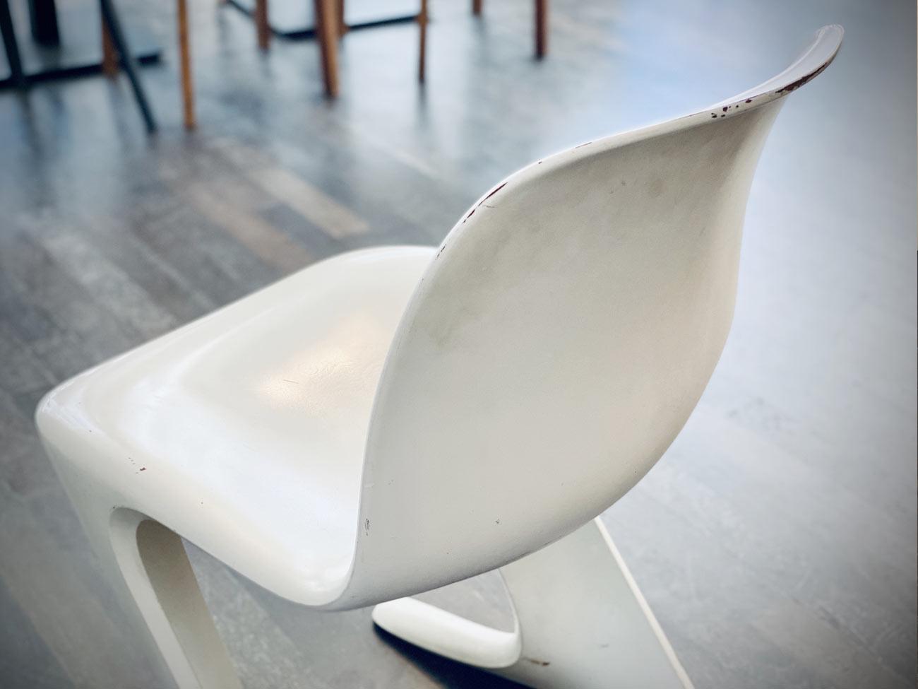 Z-Stuhl von Ernst Moeckel