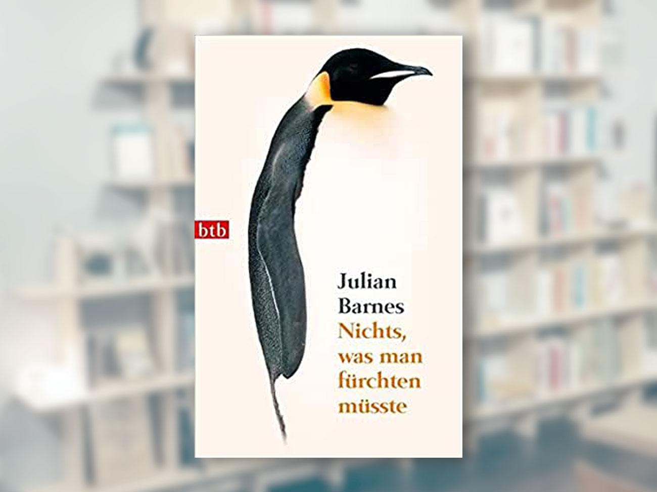 Julian Barnes, Nichts, was man fürchten müsste