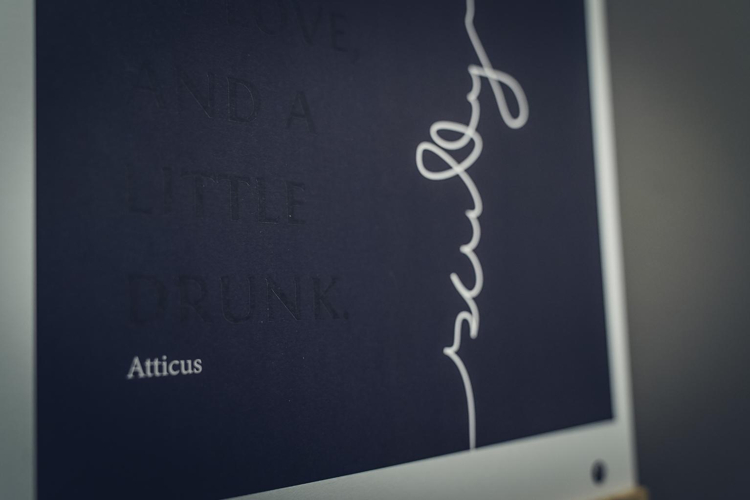 Poster Attikus