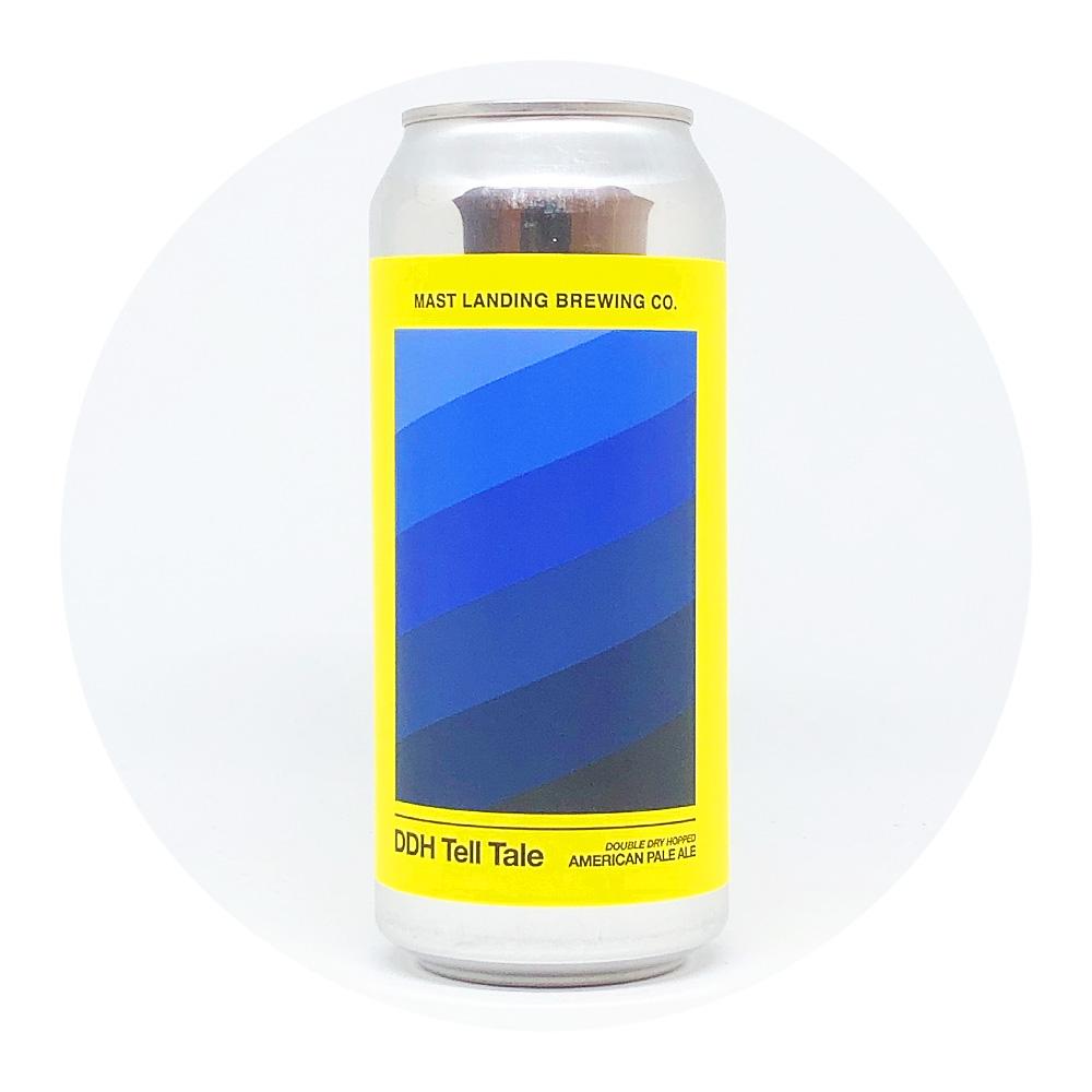 DDH Tell Tale 5,3% - Mast Landing Brewing Co.