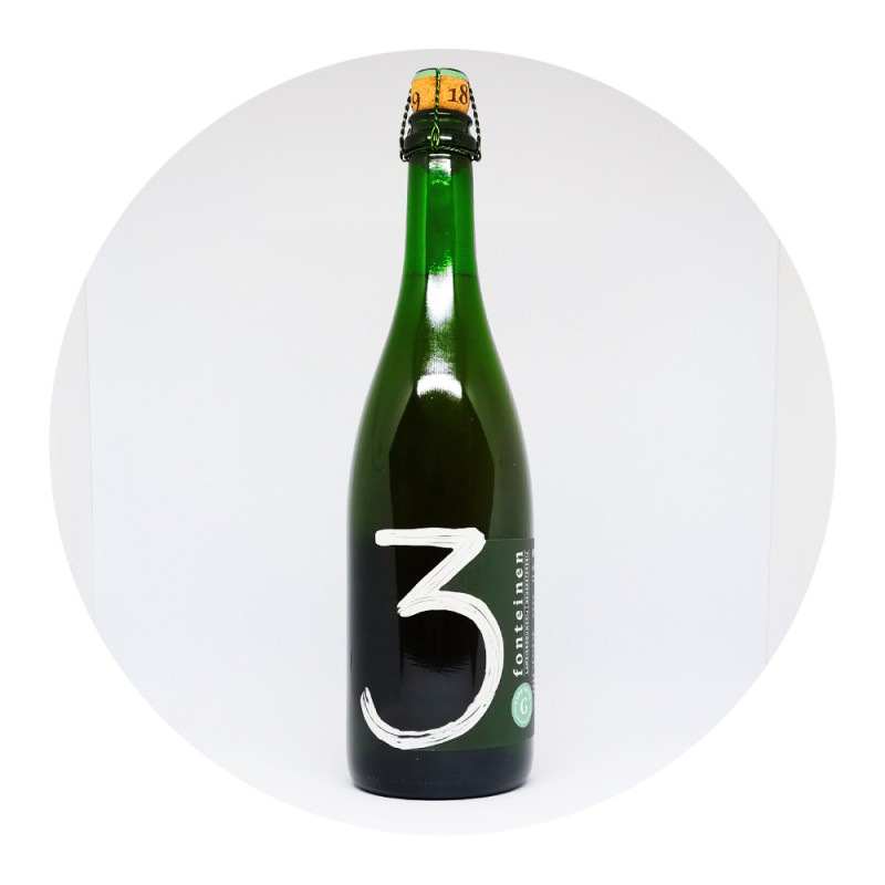 0,375L Oude Geuze (season 18|19) 5,5% - 3 Fonteinen