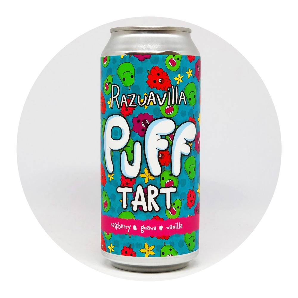 Razuavilla Puff Tart 4,4% -   The Brewing Projekt