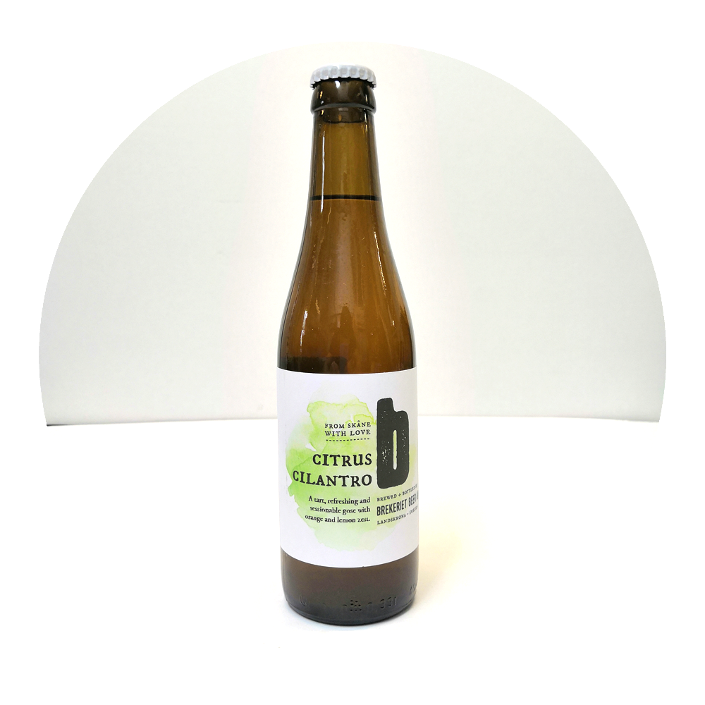 Citrus Cilantro 3,5% - Brekeriet x Folk & Brew