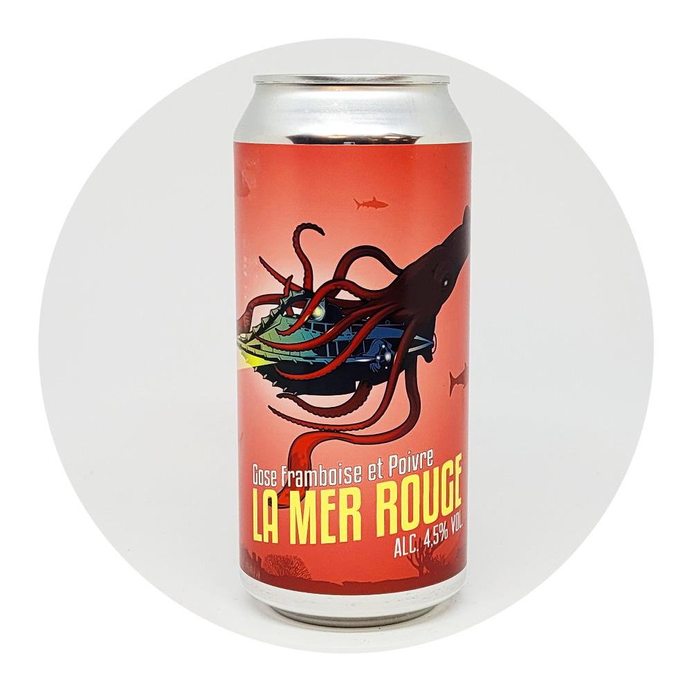La Mer Rouge 4,5% - Brasserie du Grand Paris