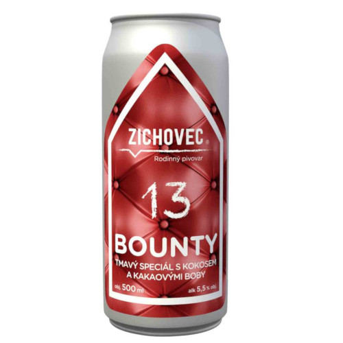 Bounty 13 5,5% - Zichovec