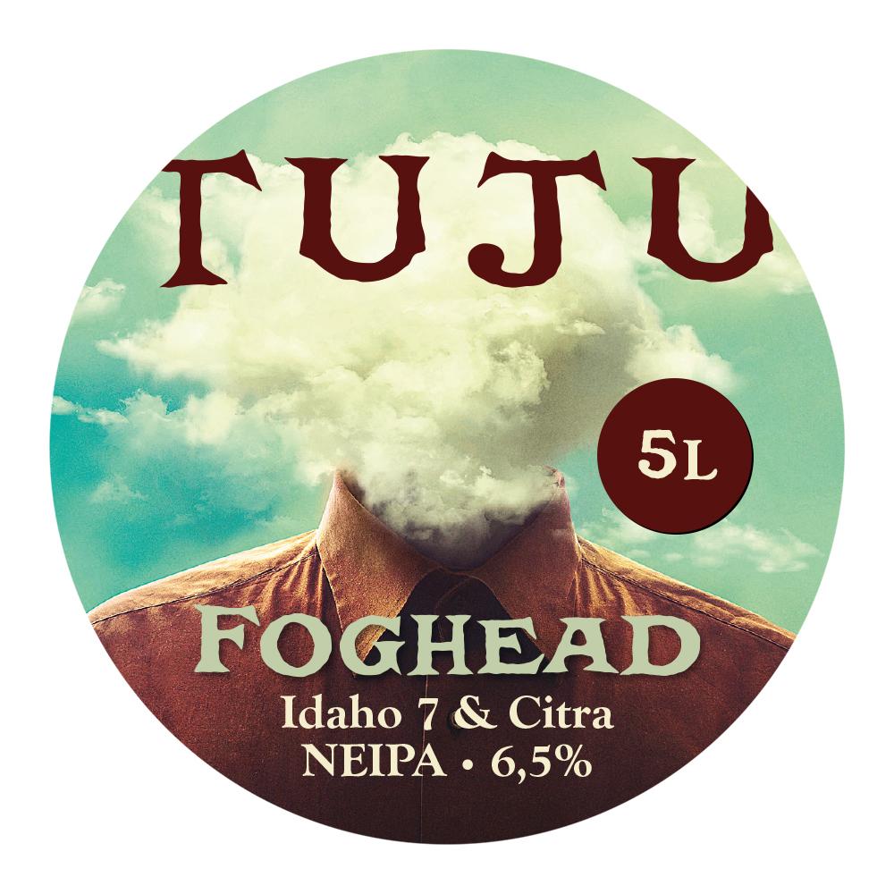 Foghead 6,5% 5L growler