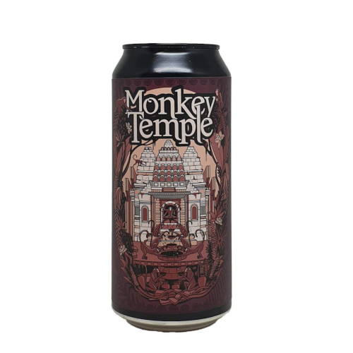 Monkey Temple 4,6% - Mad Scientist