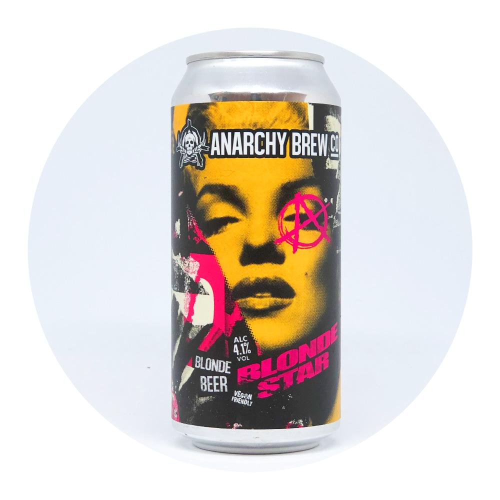 Blonde Star 4,1% - Anarchy