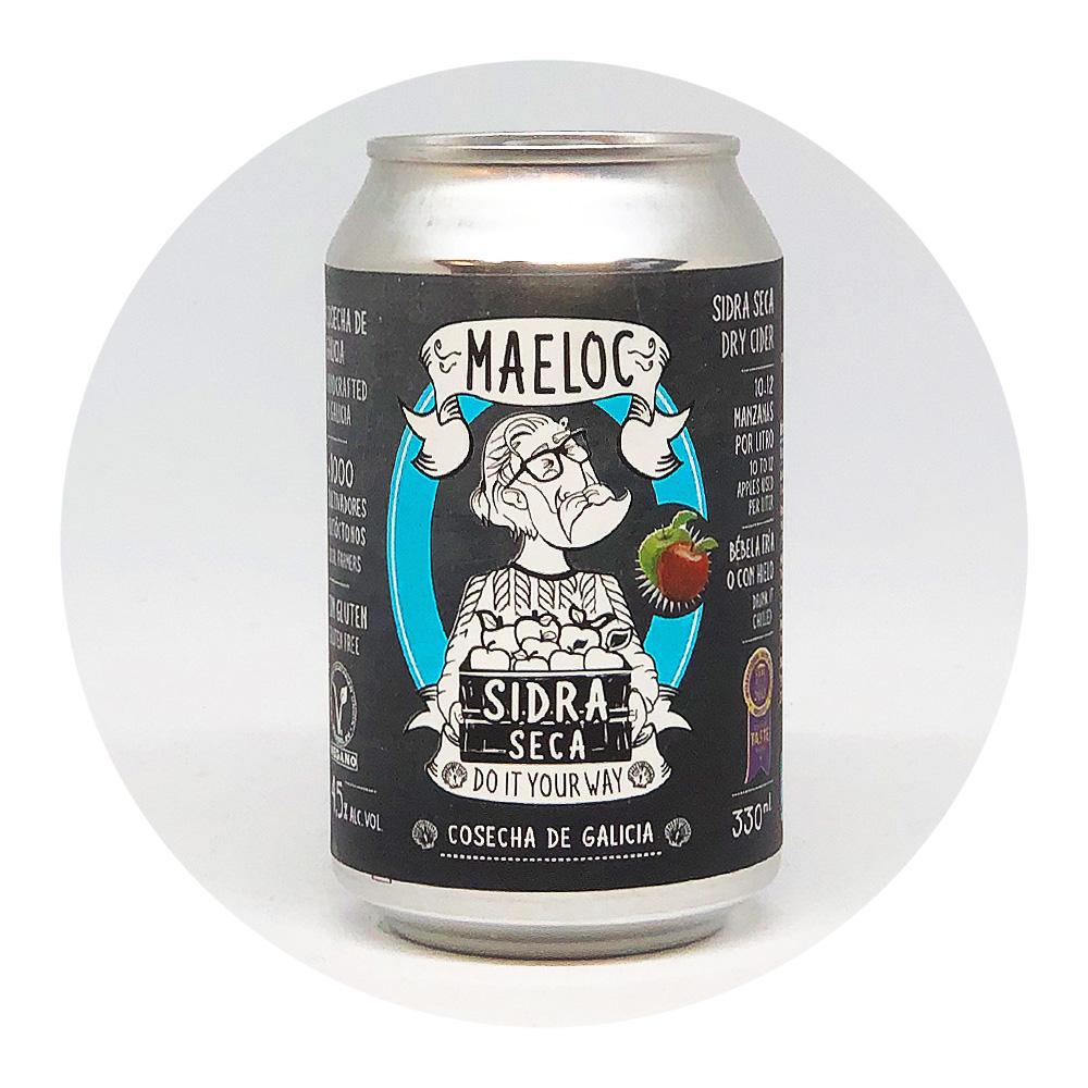 Dry Apple 4,5% - Maeloc