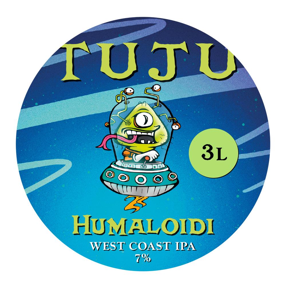 Humaloidi 7% 3L growler