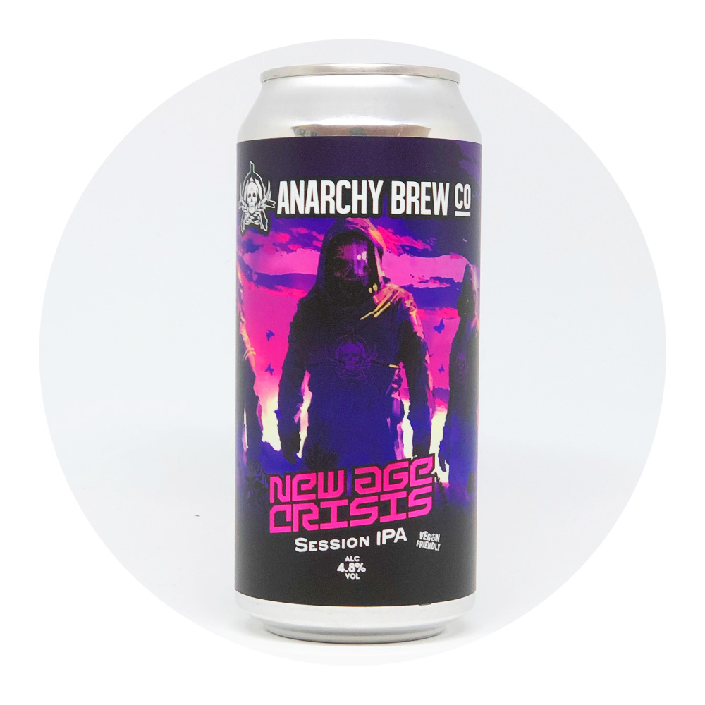 New Age Crisis 4,8% - Anarchy