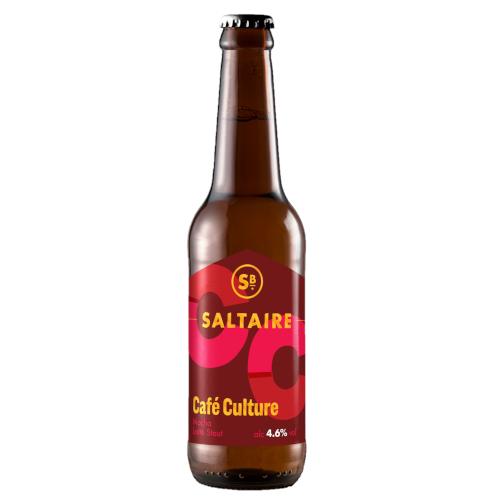Cafe Culture Stout 4,6% - Saltaire