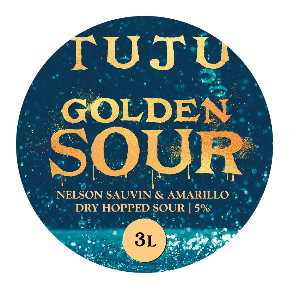 Golden Sour 5,0% 3L growler