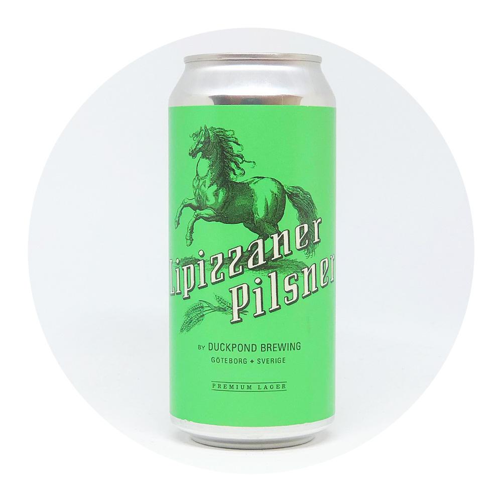 Lipizzaner 5,0% - Duckpond Brewing