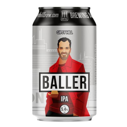 Baller 5,4% - Gipsy Hill