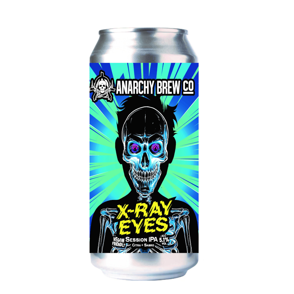 Xray Eyes 5,1% - Anarchy