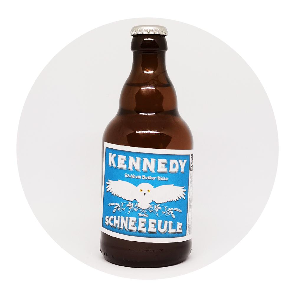 Kennedy 3,5% - Schneeeule