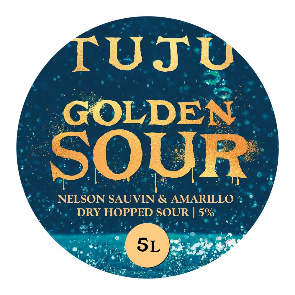 Golden Sour 5,0% 5L growler