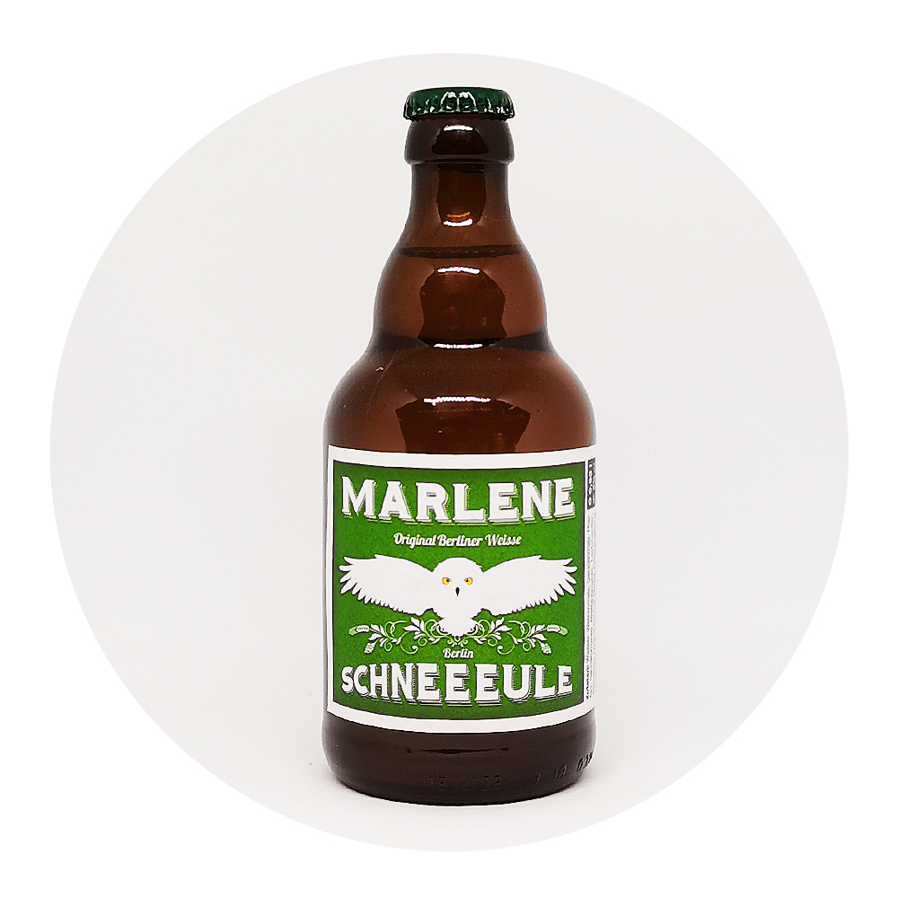 Marlene 3,5% - Schneeeule