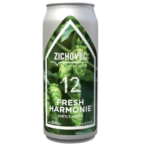 Fresh Hop 12 - Harmonie 5,1% - Zichovec