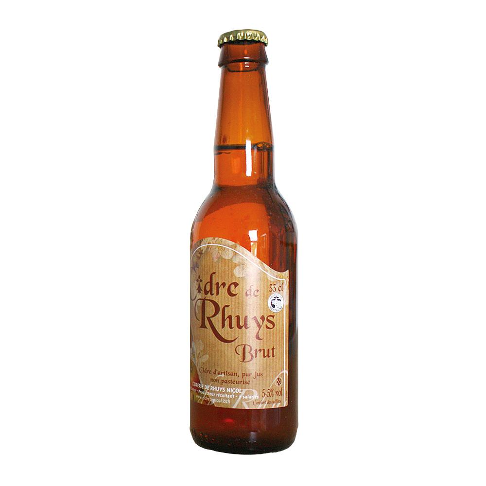 Nicol de Rhuys 5,5% - Cidrerie Nicol