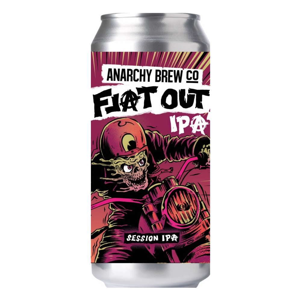 Flat Out 4,5% - Anarchy