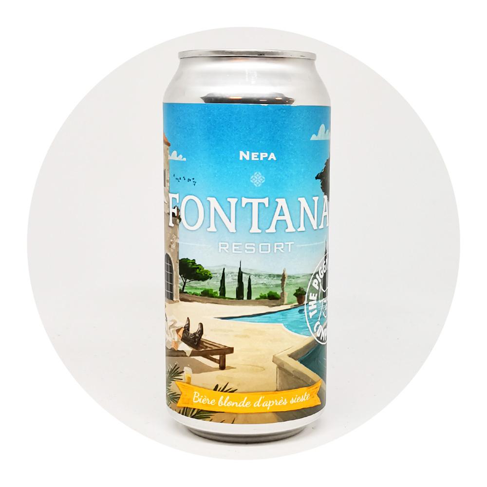 Fontana Resort 4,9% - The Piggy Brewing Company