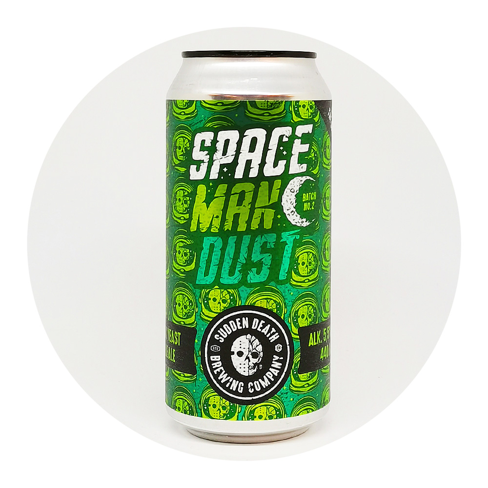 Spaceman Dust 5,5% patch2 - Sudden Death